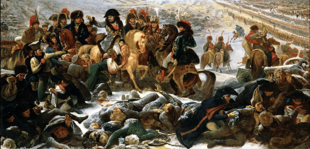 10 batailles napoléoniennes