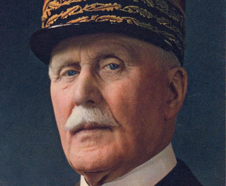 Pétain collabos