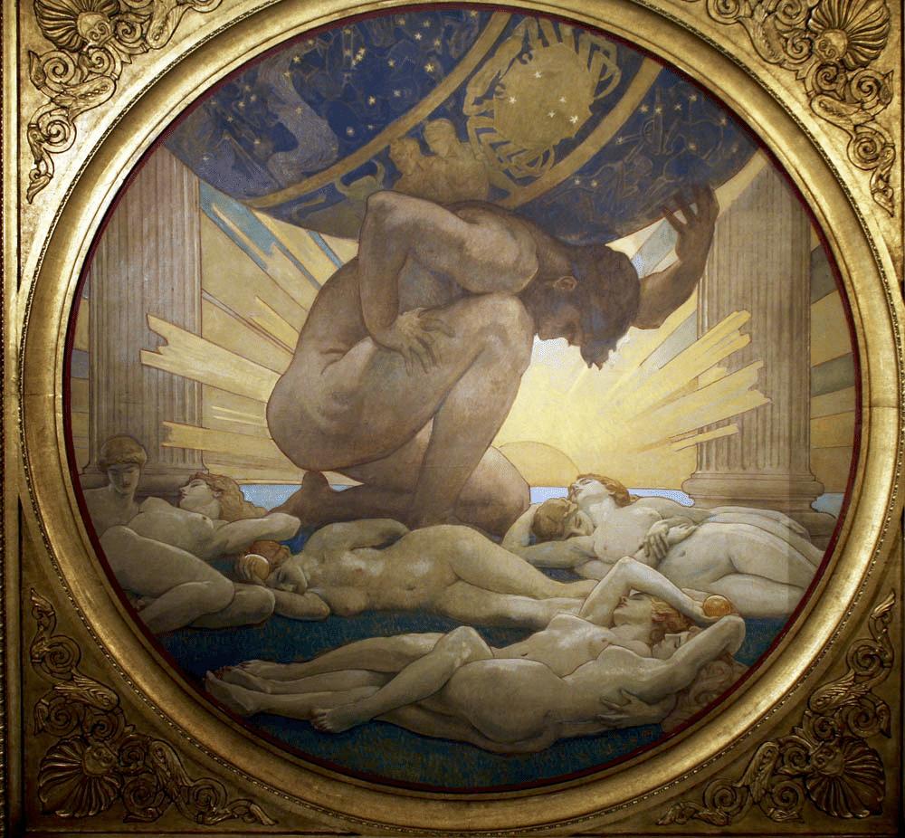 Sargent Hercule Atlas - 12 travaux d'Hercule - La culture générale