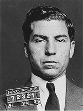 french connection lucky luciano