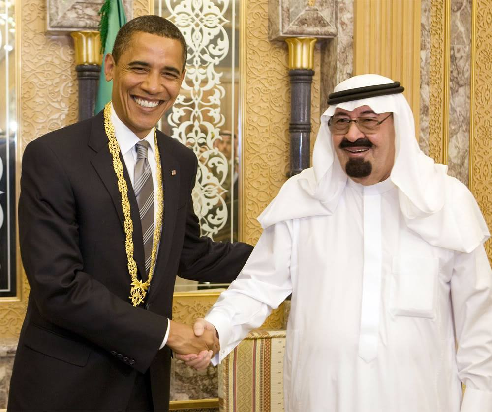 obama arabie saoudite