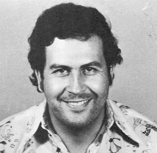 Pablo Escobar french connection