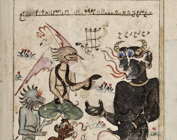 iblis shaytan islam satan coran