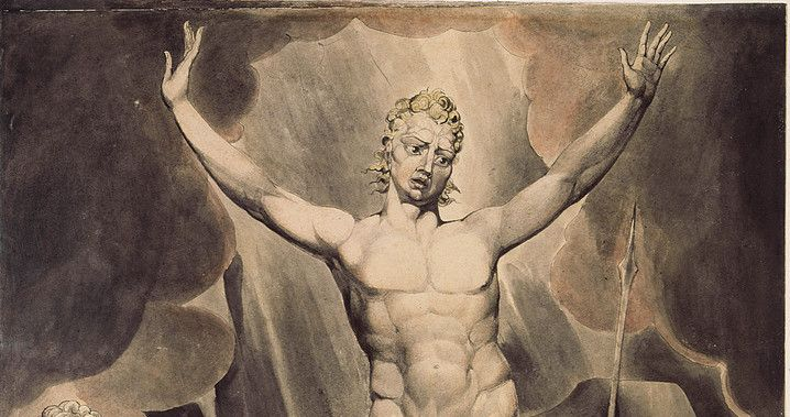 satan william blake