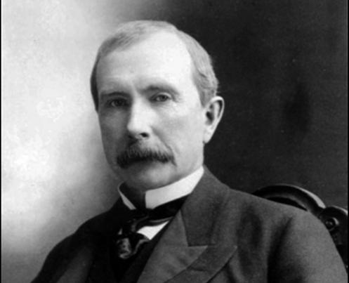 John Davison Rockefeller gilded age
