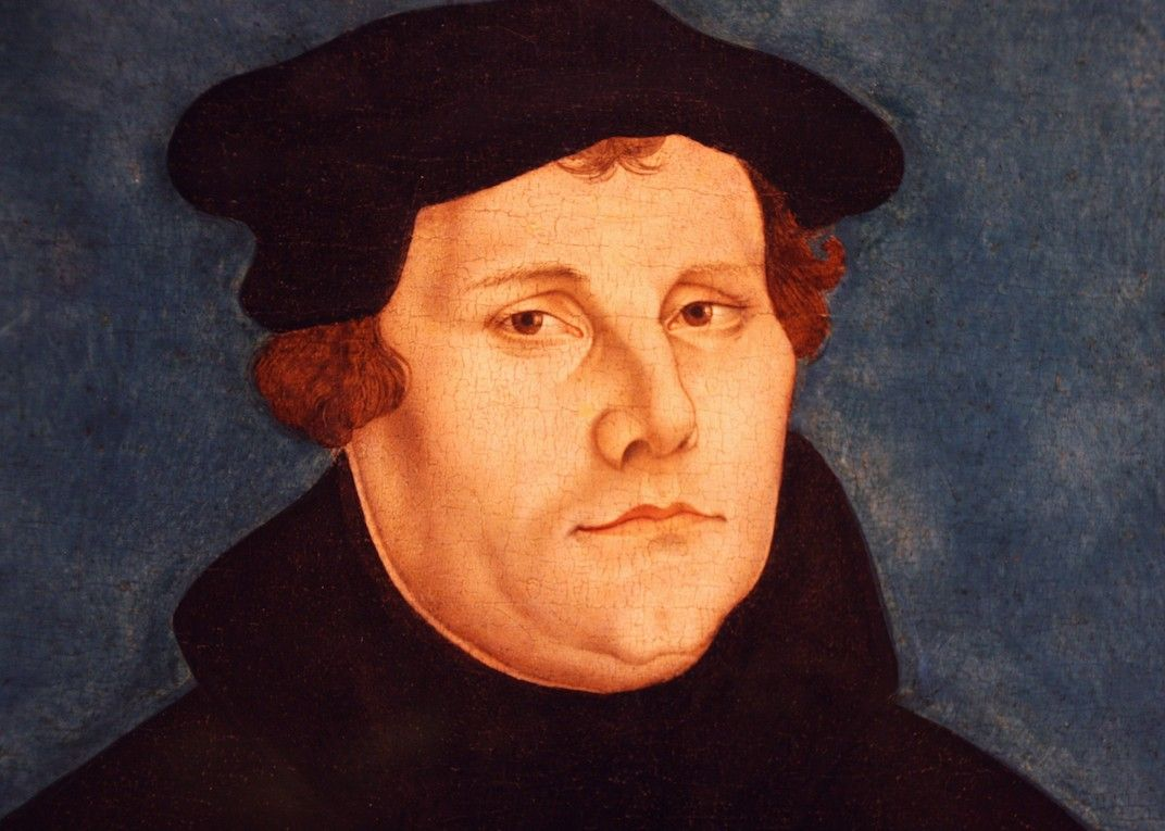 martin luther contre reforme