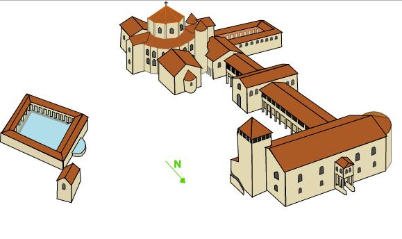 palais aix la chapelle charlemagne