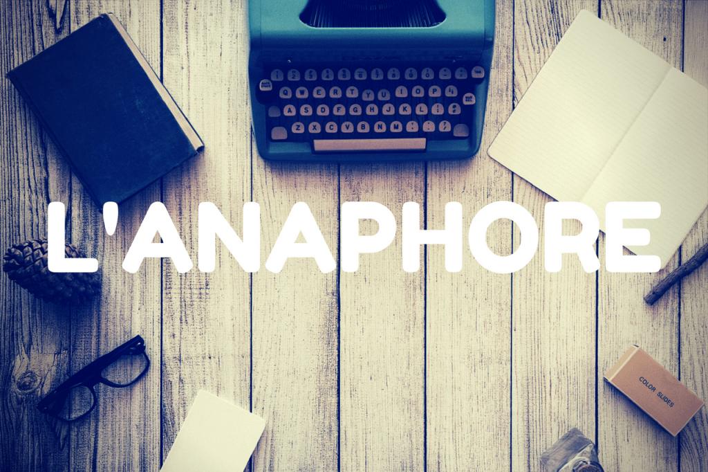anaphore