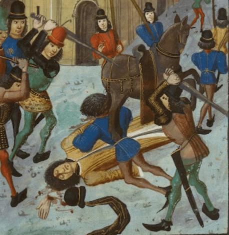 louis orleans assassinat guerre de cent ans