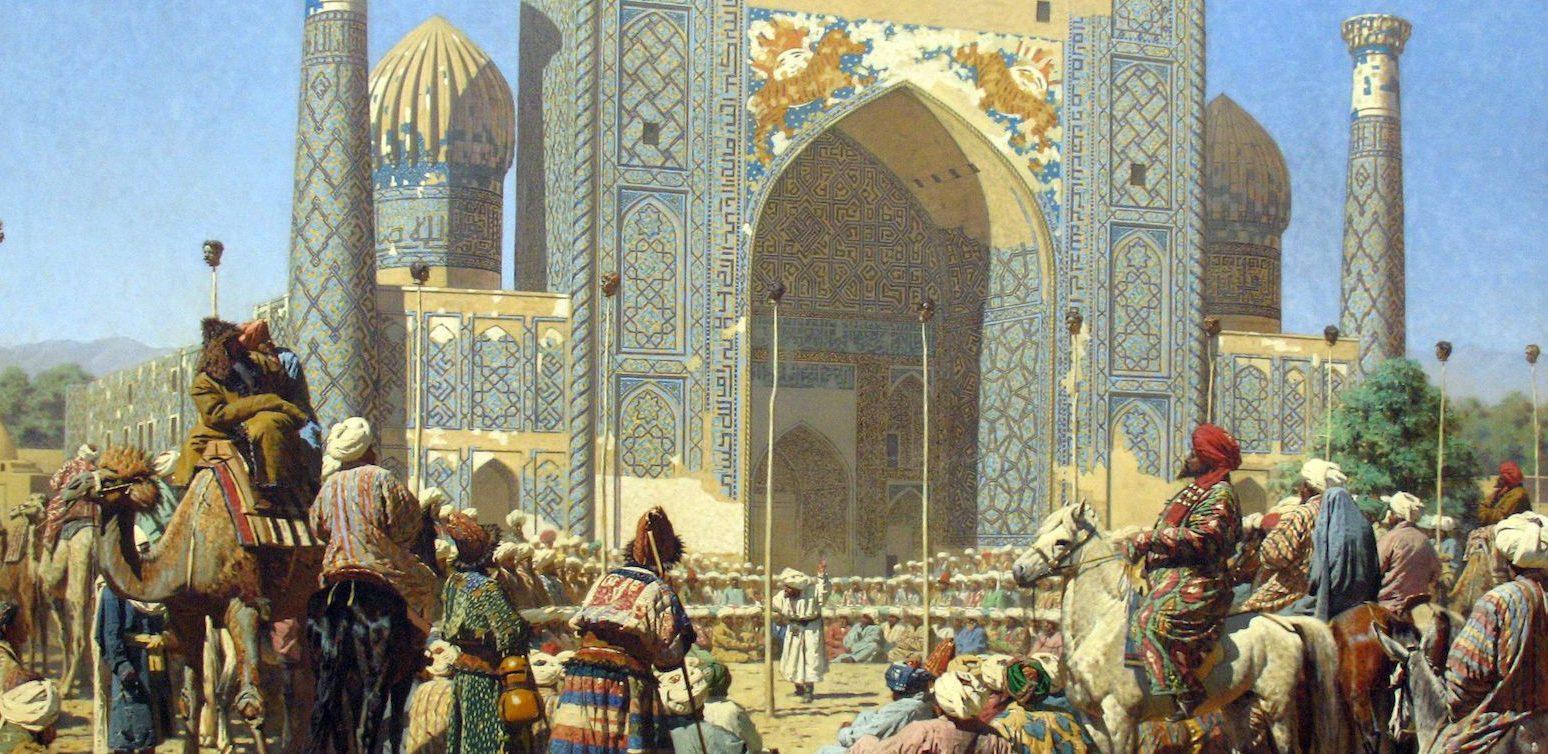 Quiz histoire de l'Asie centrale