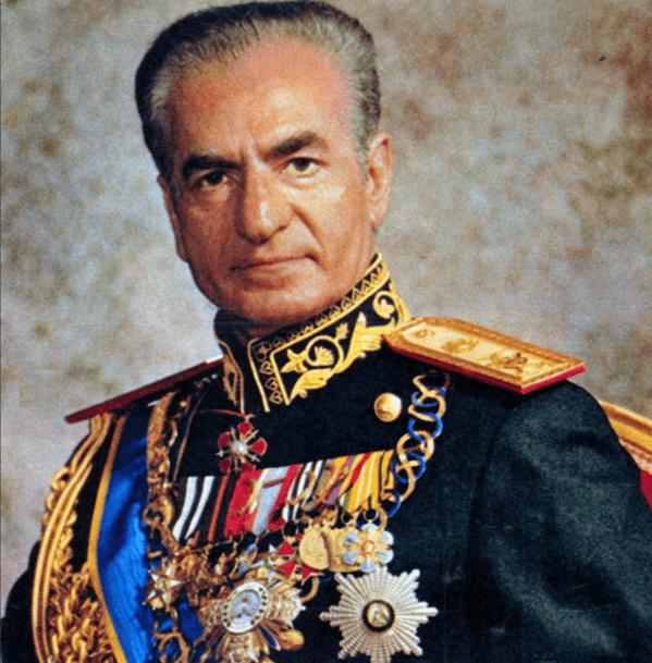 revolution iranienne reza shah pahlavi