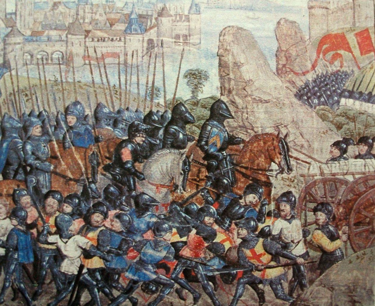 siege de calais guerre de cent ans