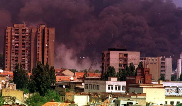 guerre du kosovo yougoslavie