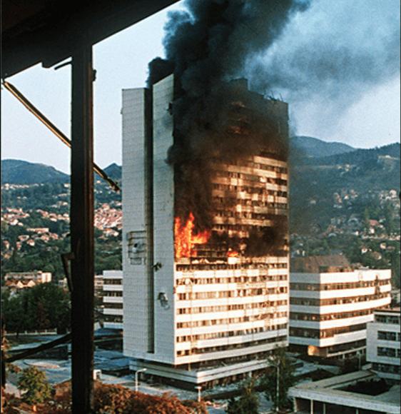 guerre bosnie sarajevo