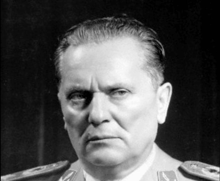 Josip Broz Tito yougoslavie