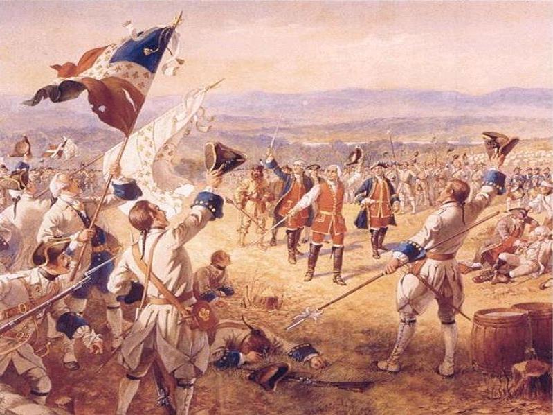 guerre de sept ans bataille de carillon montcalm