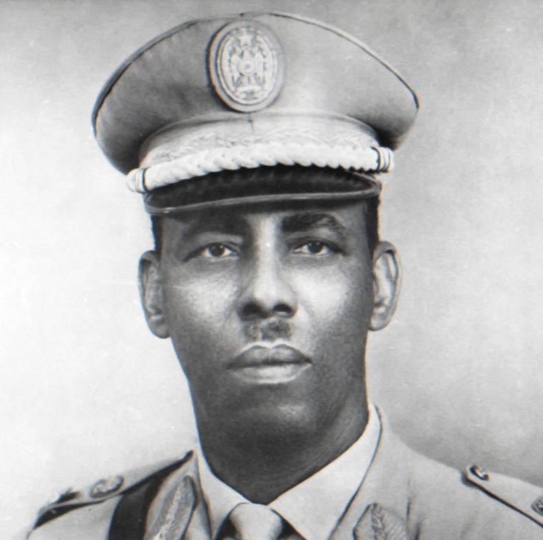 barre somalie guerre