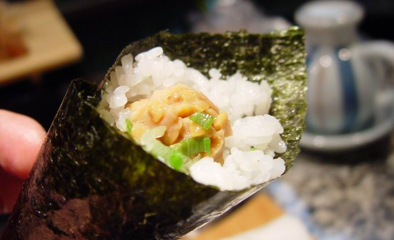 temaki sushi difference maki