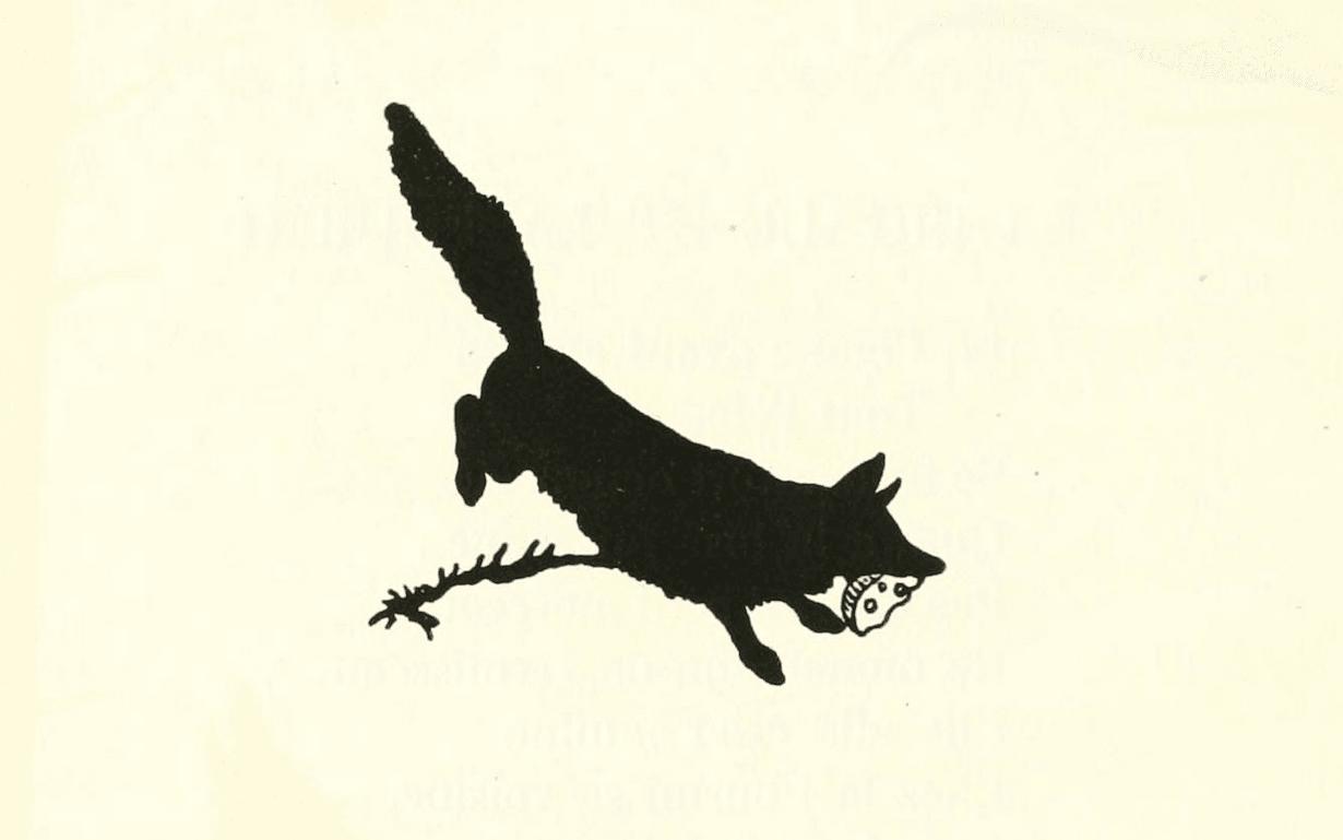 Le corbeau et le renard   Fable de Jean de La Fontaine
