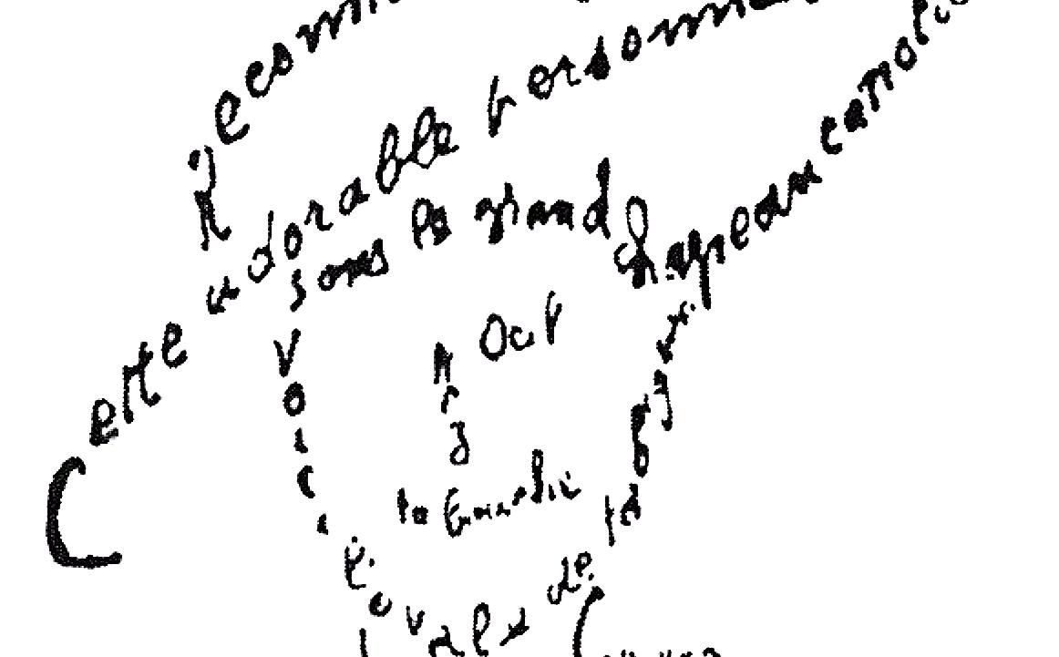 Une Anthologie Des Plus Beaux Poèmes En Français La