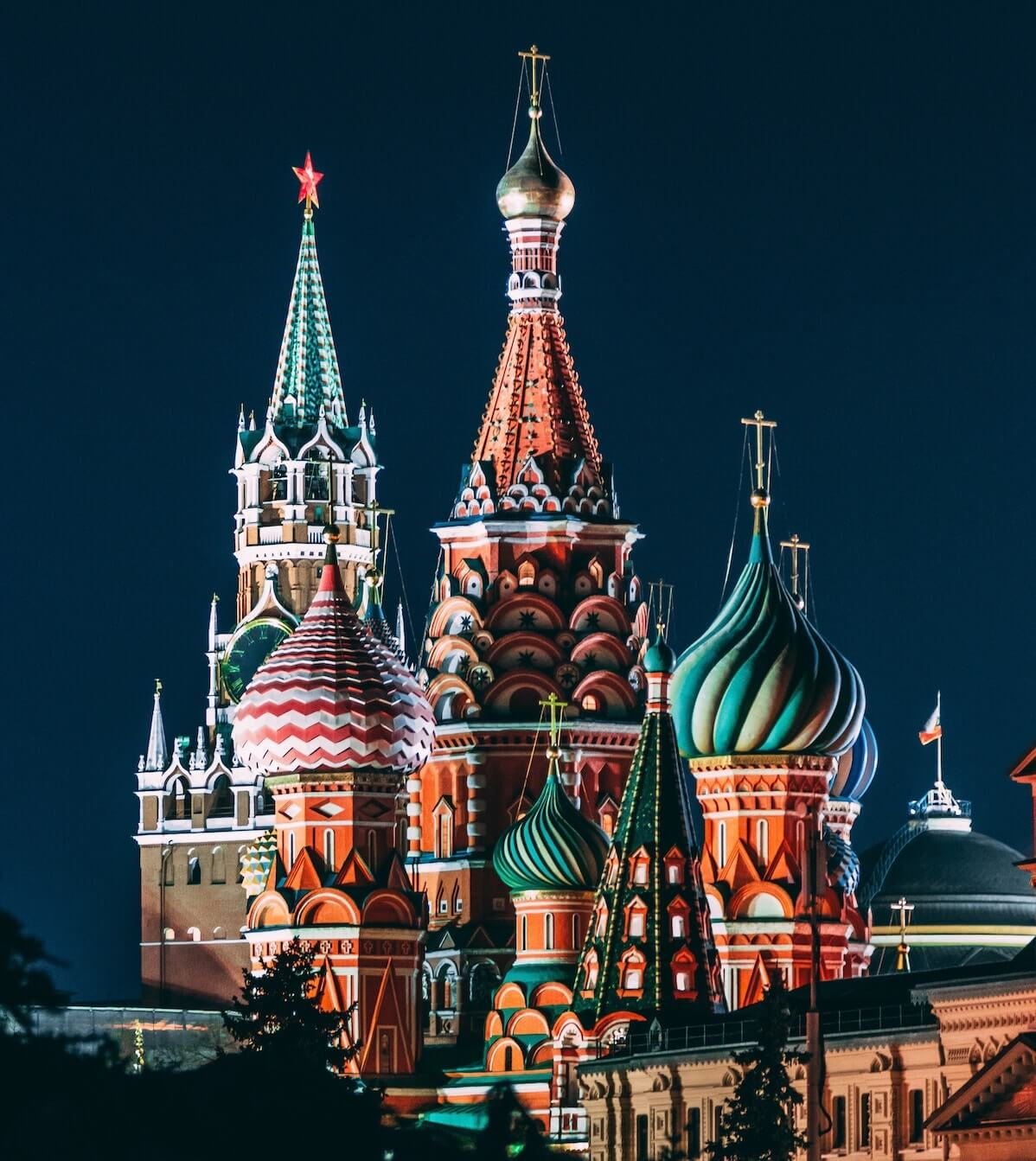 moscou visiter russie saint basile cathedrale