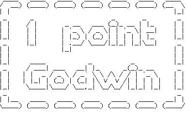 point godwin ascii