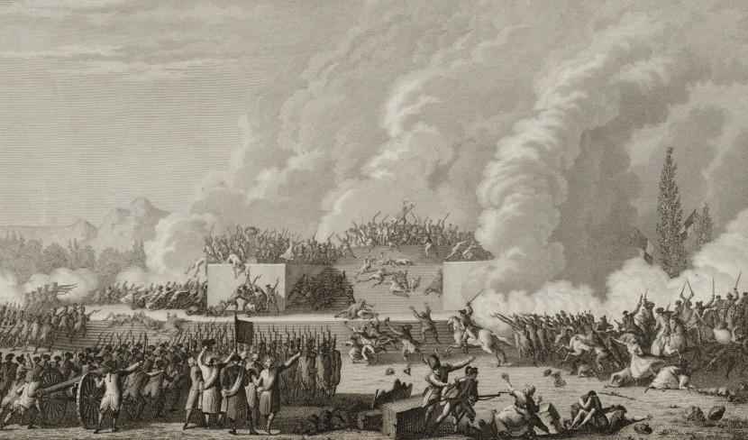 17 juillet 1791 fusillade du champ-de-mars
